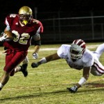 Brookwood RB Nick Tompkins has a long list of offers, including Duke