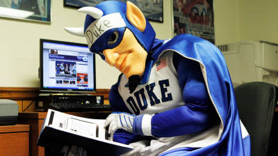 Duke placed 15 teams in the top 10 percent of the APR - GoDuke.com photo