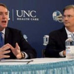 The NCAA has more questions for Butch Davis and the Tar Heels after Quinton Coples&#039; appearance at a post-draft party