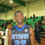 Alex Poythress is playing at the Nike EYBL in Los Angeles this weekend.  BDN Photo