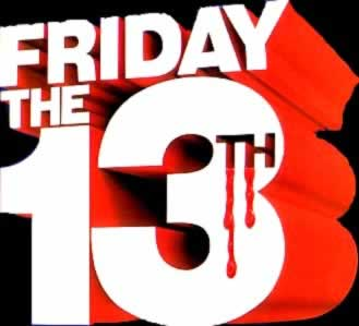 It's time for Football Friday the 13th!