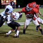 Duke would love to add pass-rushing DE Woody Baron to their class of 2012
