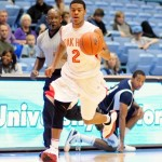 Quinn Cook - BDN Photo by Rick Crank