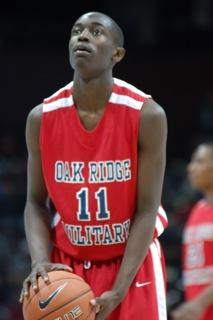 Theo Pinson is firmly on the Duke radar despite his young age.