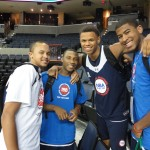 Sulaimon and friends
