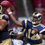 Rams' QB Thad Lewis has high expectations for the 2011 Blue Devils
