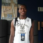 BDN Photo Dakari Johnson