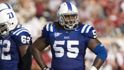 Duke's Brandon Harper signed a free agent contract with the Jacksonville Jaguars this week