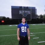 BDN Video goes one on one with Duke TE Cooper Helfet