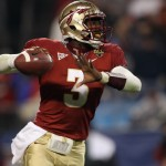 QB E.J. Manuel is expected to start for the Seminoles on Saturday