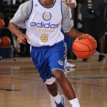 PG Kasey Hill   Adidas Photo