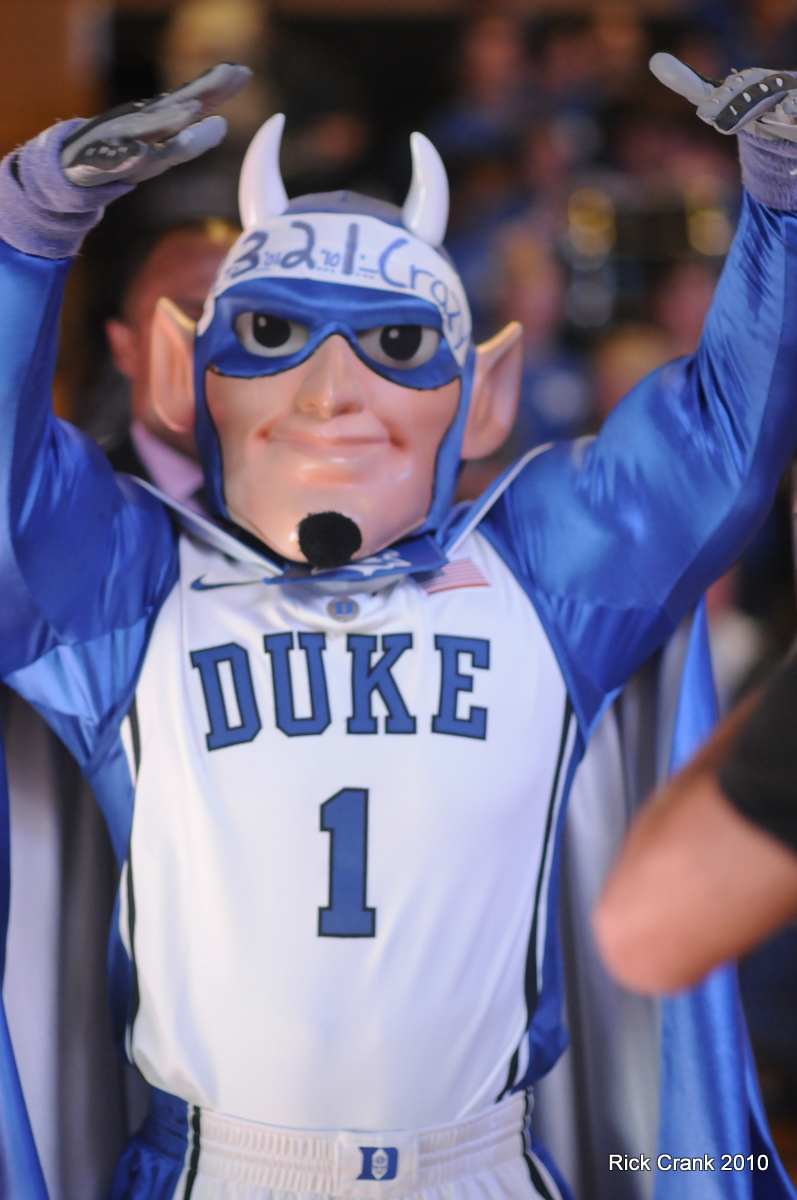 The Blue Devil is helping chase away the gremlins and BDN will be back to normal with our usual updates shortly.