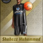 Shabazz Muhammad - Adidas