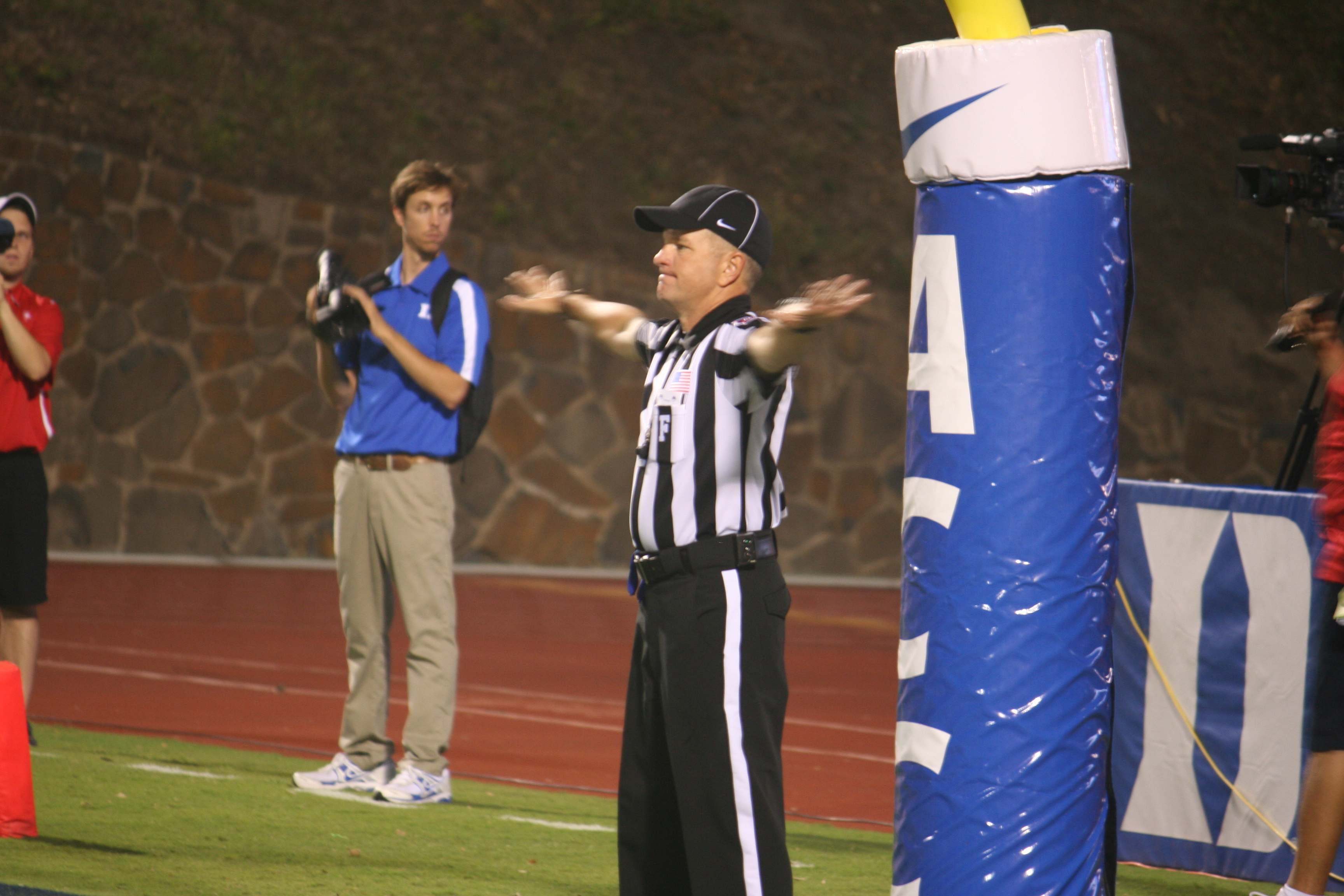 Duke is still looking for its first FG of 2011. -BDN Photo