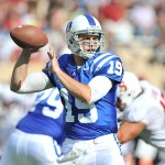 Duke QB Sean Renfree threw for 2 TDs in Saturday's scrimmage