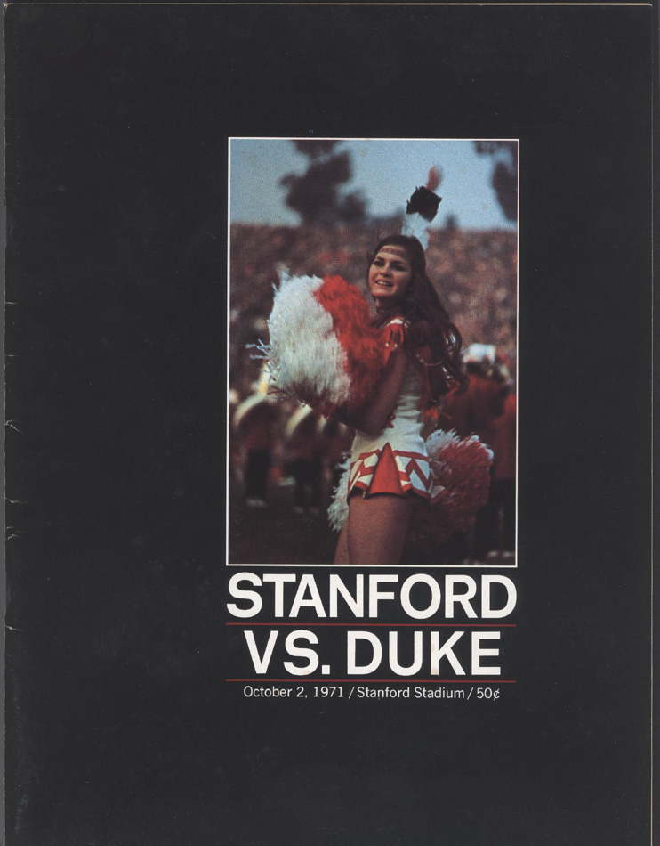 Duke and Stanford last met in 1972