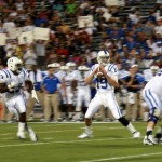 Duke QB Sean Renfree had another big game against FIU -BDN Photo