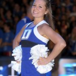 Monday Musing's Duke Cheerleader of the Week