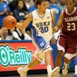 Seth Curry - copyright Rick Crank/BDN Photo