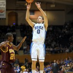 BDN checks in with Austin Rivers before the clash with Belmont