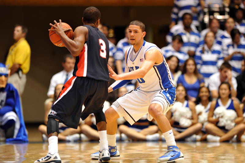 Austin Rivers, shot by my pal, Lance King