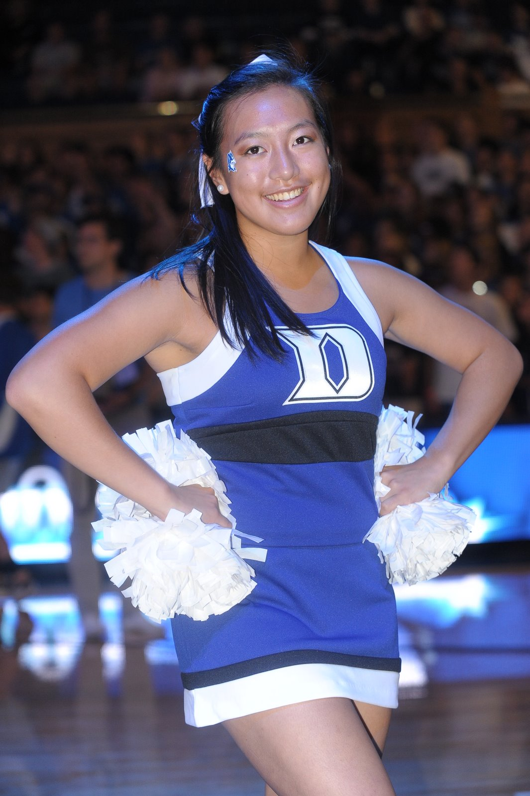 Duke Cheerleader of the Week