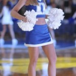 Former Duke Cheerleader Lauren Hughs in Miss North Carolina Pageant