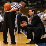It's in the books!  Coach K wins #903 as Duke whips Michigan State