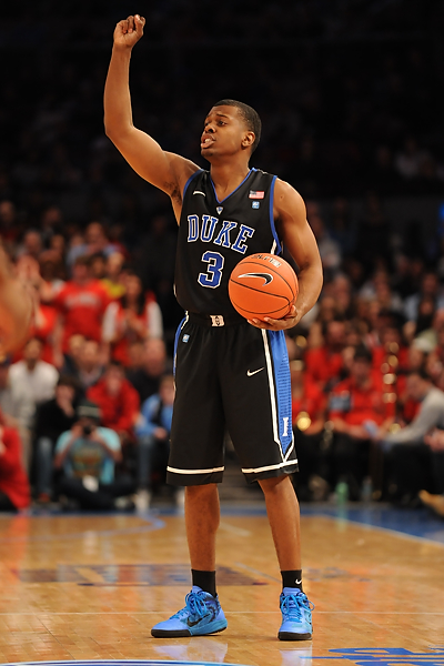 NCAA BASKETBALL: JAN 30 Duke at St. JohnÕs