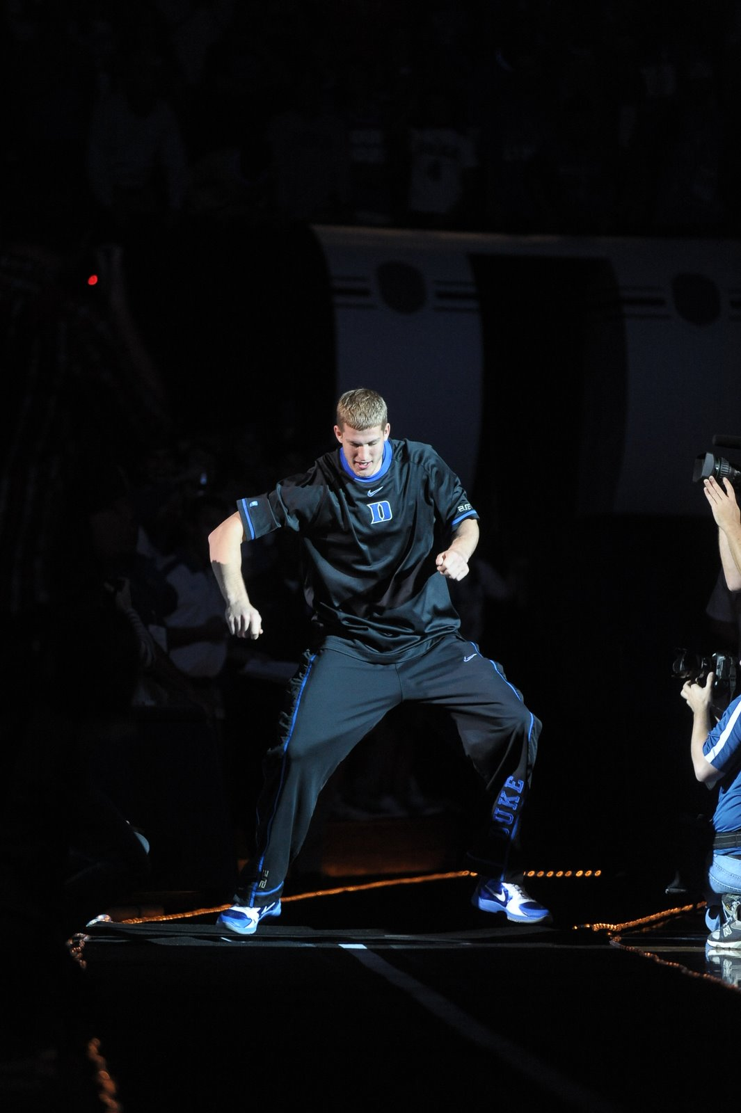 Mason Plumlee and Duke strive to go dancing in March