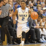 Quinn Cook talks starting at the PG spot for Duke as a freshman