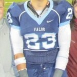 Valor Christian DE Michael Mann committed to Duke over the weekend.