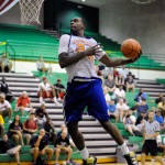 Duke&#039;s #1 Target, 6&#039;6&quot; Shabazz Muhammad, Photo by David Becker/Getty for Adidas