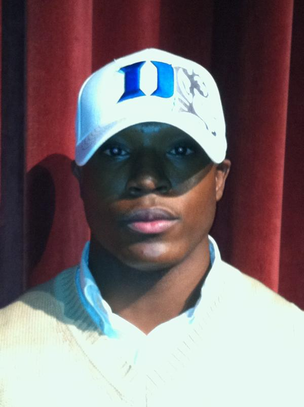 Jela Duncan picks Duke on National Signing Day