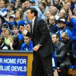 Coach K press room comments – Duke defeats the Hokies 70-65