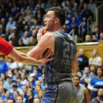 Miles Plumlee speaks of his incredible 22 rebound performance