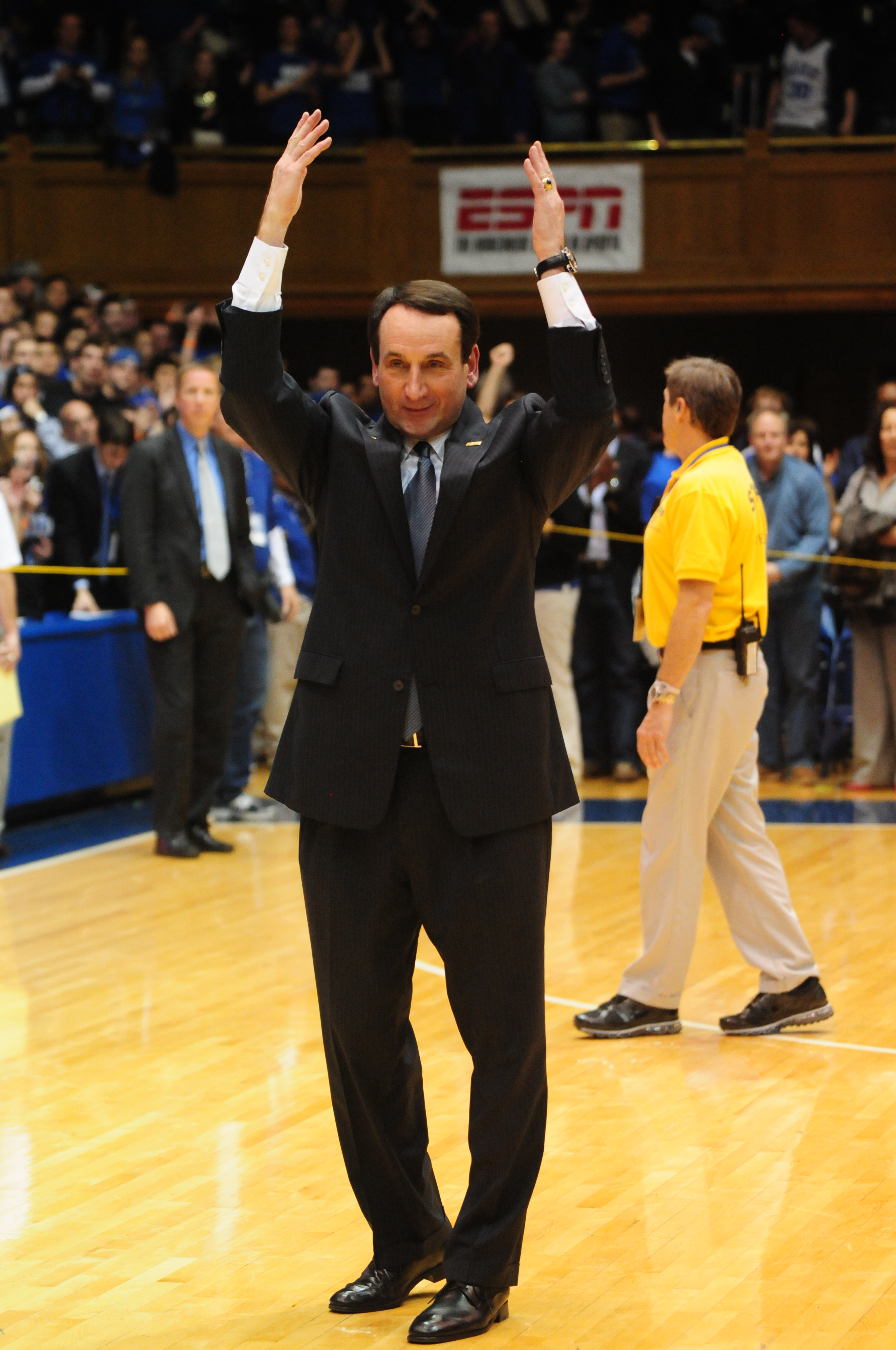 Happy Birthday Coach K!