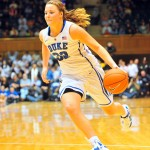 Tricia Liston ties her career high with 23 points - Rick Crank Photo