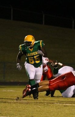 Richmond HS OG Tyrone Crowder already holds 14 scholarship offers