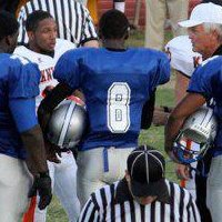 CB Breon Borders led Statesville with 8 interceptions as a junior