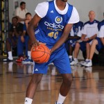 Duke Recruit Amile Jefferson, Photo Courtesy of Adidas/Getty