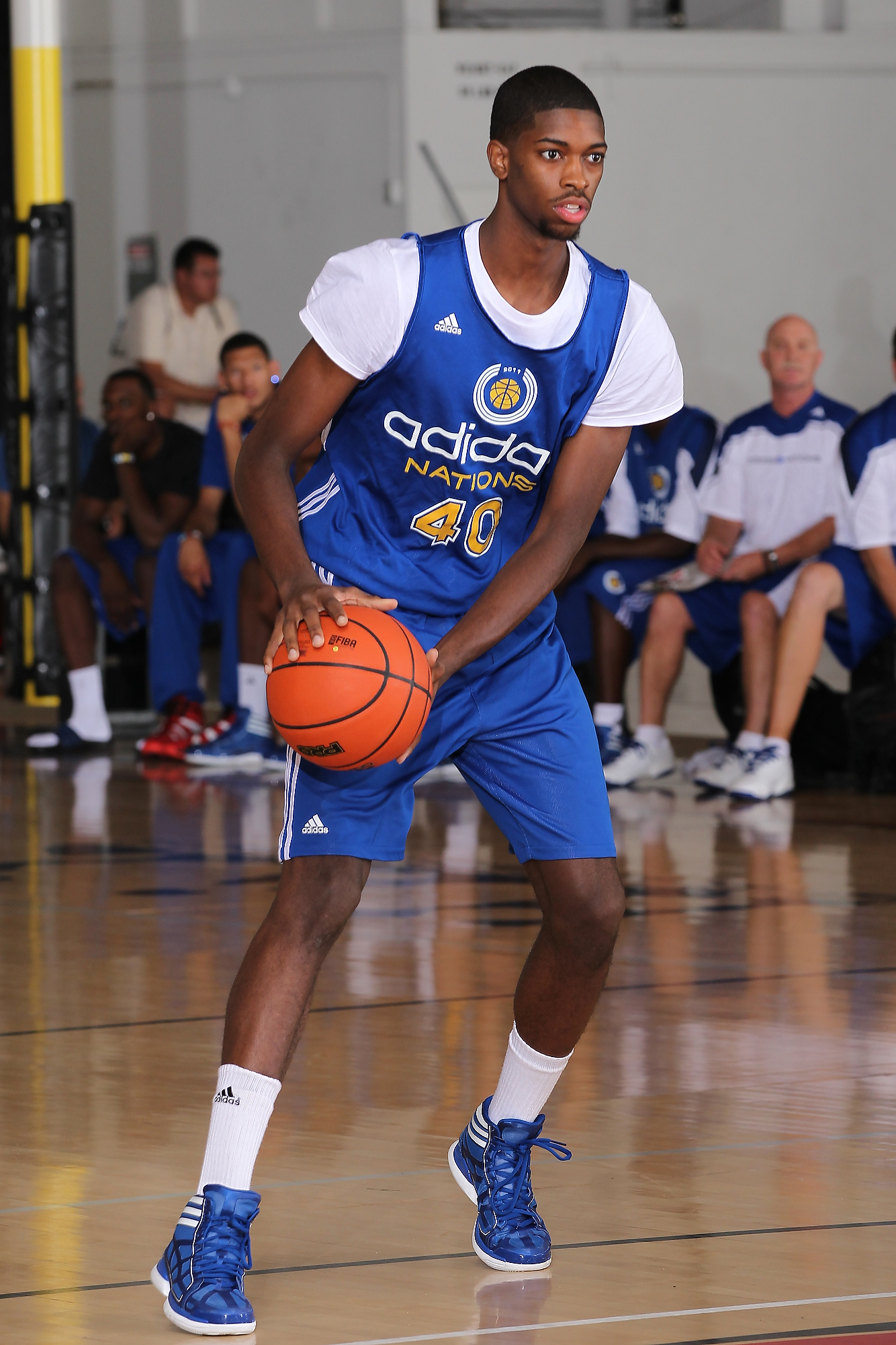 Amile Jefferson, Photo Courtesy of Getty/Adidas