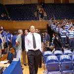 Duke Associate Head Coach Jeff Capel breaks down Lehigh for BDN Premium