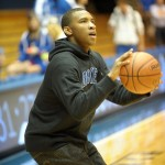 "Rasheed Sulaimon played ""Horse"" while visiting Duke.  Maybe that helped him win the three point shooting contest at the McDonald's All American game?  BDN presents another loaded team and recruiting update article for premium members."