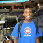 Rasheed Sulaimon talks of his McDonald's All American game experience