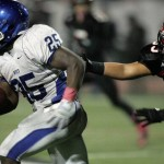Duke and Arizona were first to offer Norco RB Joseph Ajeigbe - Photo copyright The Press-Enterprise