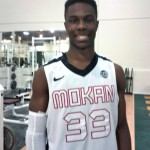 "6'6"" Duke recruit Semi Ojeleye, Photo by Andrew Slater"