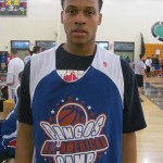 "New Jersey Guard Isaiah ""Boogie"" Briscoe, Photo by Andrew Slater"