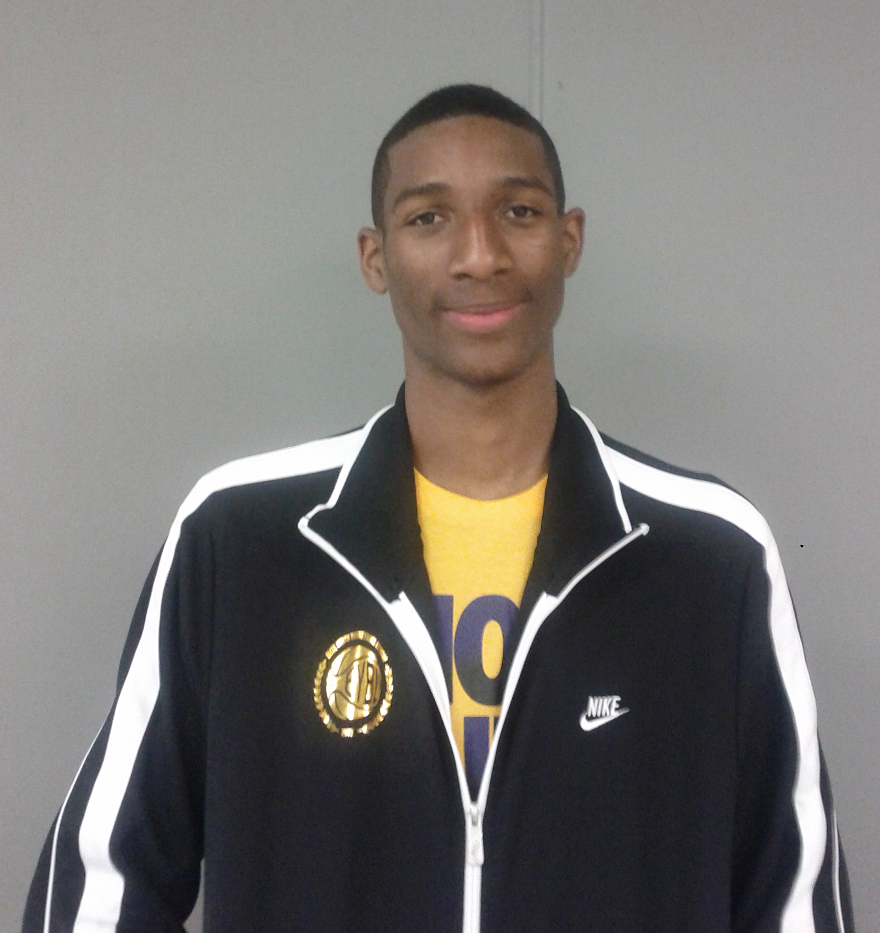 Duke Recruit Marcus Lee, Photo by Andrew Slater