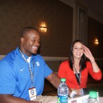 Kenny Anunike talks Duke Football from ACC Kickoff